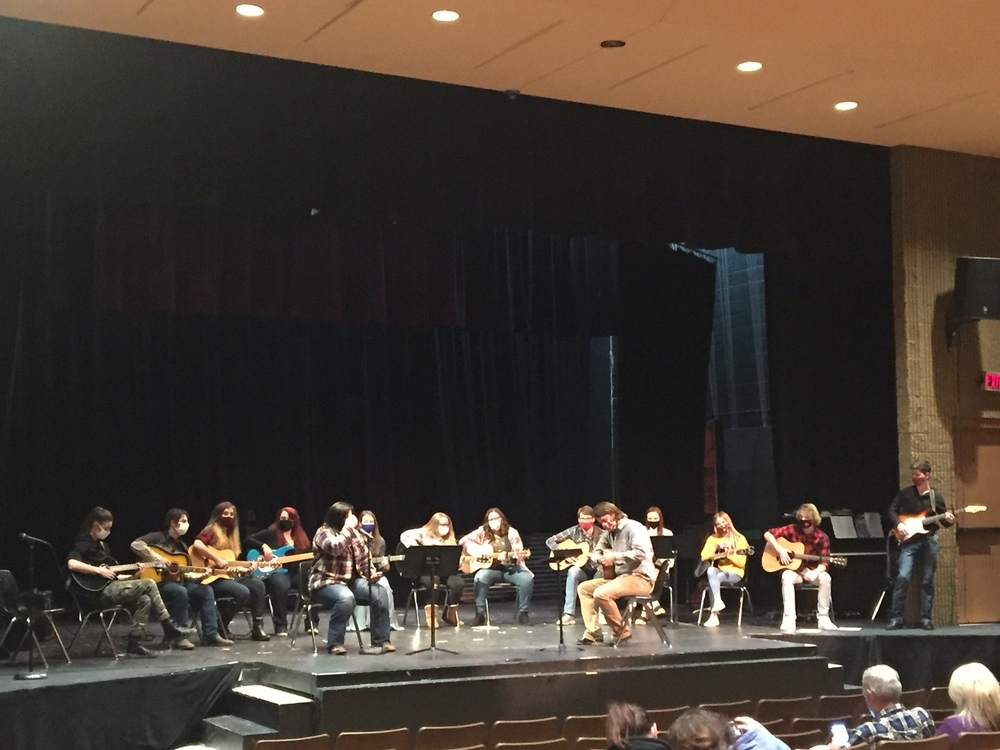 Awesome Guitar Concert!
